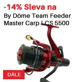 Akce na Team Feeder Master Carp LCS 5500