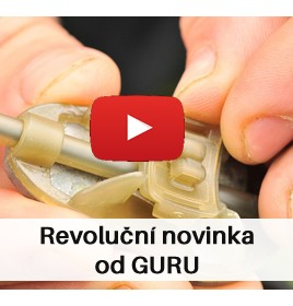 Guru X-Safe Method feeder krmítko