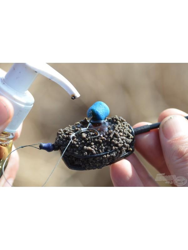 Haldorádó Rozpustné Fluo Pelety - Modrá Fúze