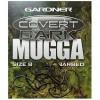 Gardner Covert Dark Mugga Micro Barbed háčky