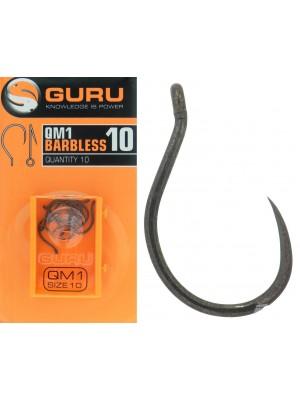 Guru QM1 Barbless 12