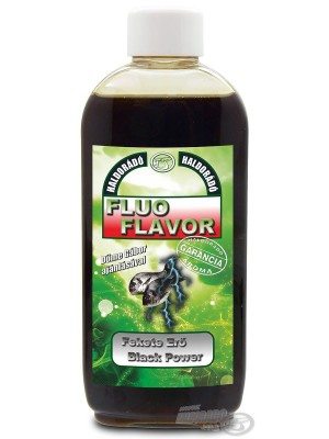 Haldorádó Fluo Flavor - Black Power / Černá Síla