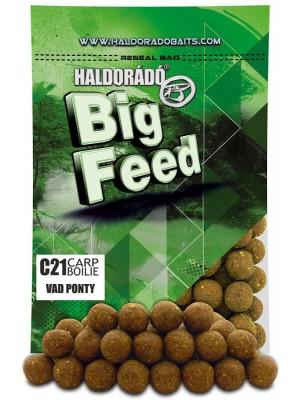 Haldorádó Big Feed - C21 Boilie - Divoký Kapr