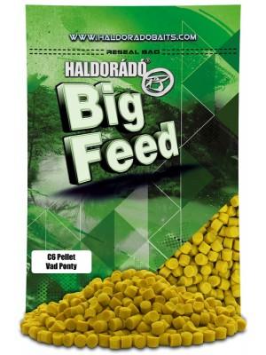 Haldorádó Big Feed - C6 Pellet - Divoký Kapr