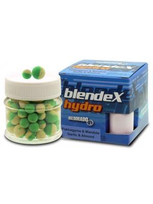Haldorádó BlendeX Hydro Method 8, 10 mm - Česnek + Mandle