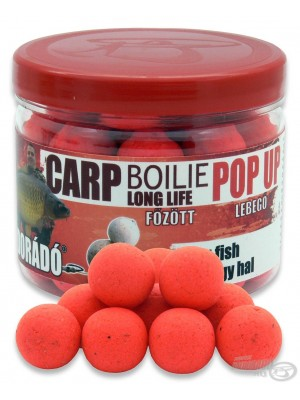 Haldorádó Carp Boilie Long Life Pop Up Big Fish (Velká Ryba)