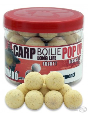 Haldorádó Carp Boilie Long Life Pop Up FermentX (Kvašené)