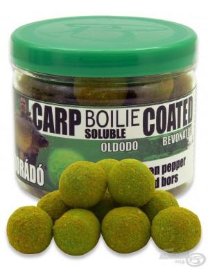 Haldorádó Carp Boilie Soluble Coated Green Pepper (Zelené Koření)