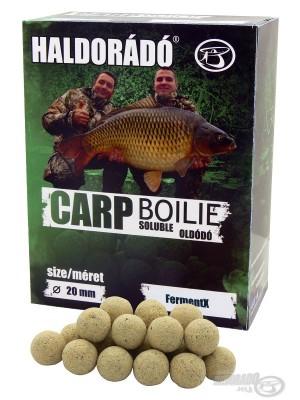 Haldorádó Carp Boilie Soluble FermentX (Kvašené)