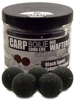 Haldorádó Carp Boilie Big Wafters 24 mm - Černý Kalamár