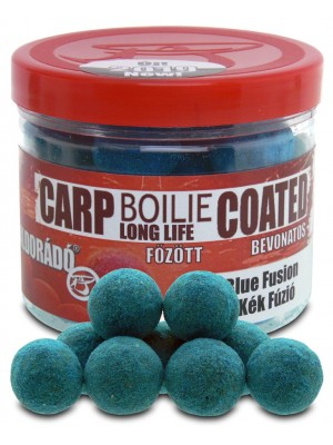 Haldorádó Carp Boilie Long Life Coated 18 mm - Modrá Fúze