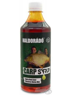 Haldorádó Carp Syrup - Spicy Red Liver (Kořenitá Červená Játra)