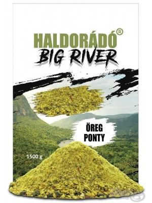 Haldorádó Big River - Starý Kapr