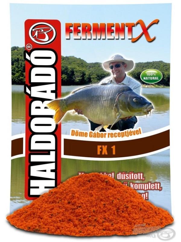 Haldorádó FermentX - FX 1