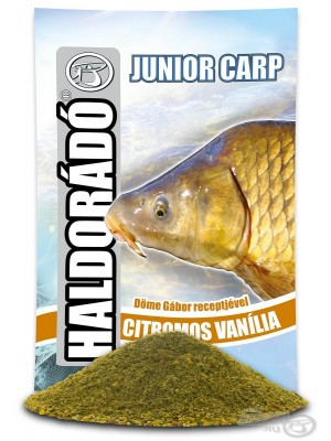Haldorádó Junior Carp - Citron a Vanilka