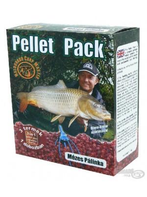 Haldorádó Pellet Pack - Med-Pálenka