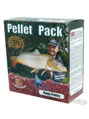 Haldorádó Pellet Pack - Velký Kapr
