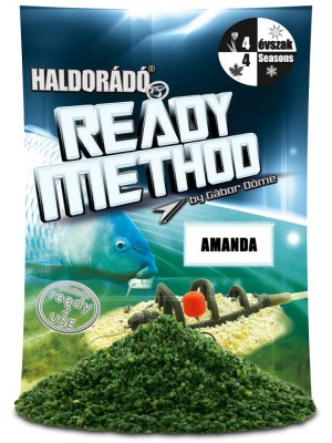 Haldorádó Ready Method - Amanda