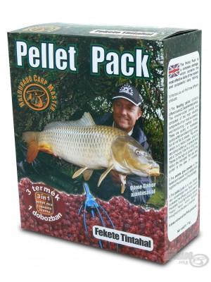 Haldorádó Pellet Pack Fekete Tintahal (Černý Kalamář)