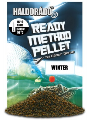 Haldorádó Ready Method Pellet - Winter