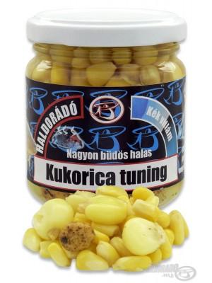 Haldorado Kukuřice Tuning - Modrý Blesk