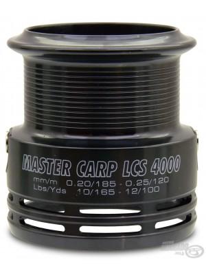 By Döme Team Feeder Master Carp LCS 4000 Náhradná cievka