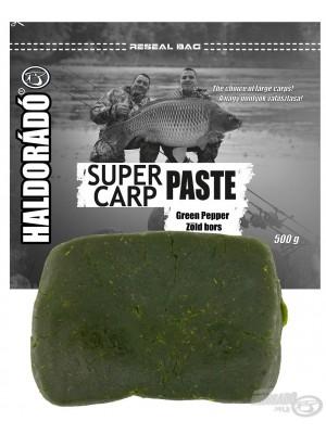 Haldorádó Super Carp Paste Green Pepper (Zelené Koření)