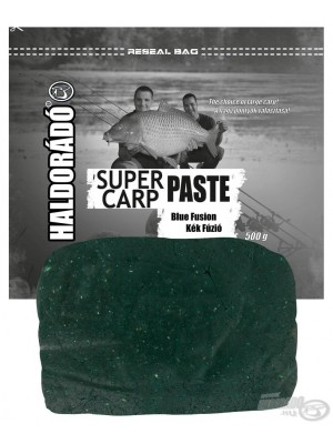 Haldorádó Super Carp Paste - Modrá Fúzia / Blue Fusion