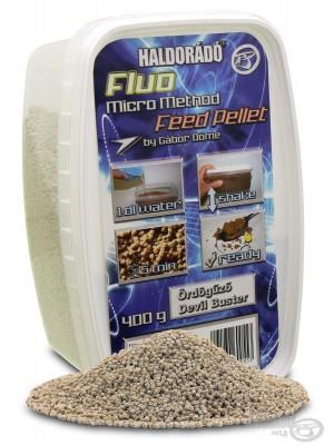 Haldorádó Fluo Micro Method Feed Pellet - Devil Buster