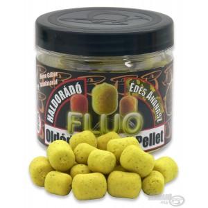 Haldorádó Rozpustné Fluo Pelety - Sladký Ananas