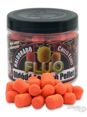 Haldorádó Rozpustné Fluo Pelety - Skořice Chili