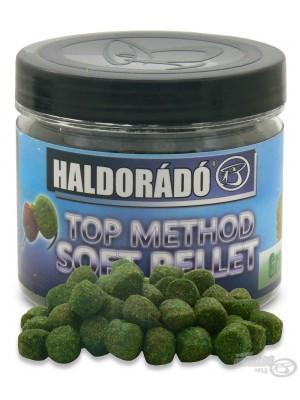 Haldorádó TOP Method Soft Pellet Green Pepper (Zelené Koření)