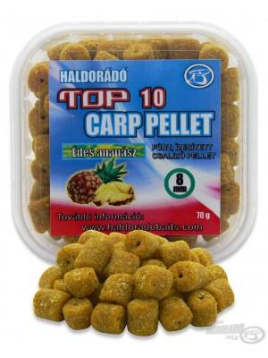 Haldorádó TOP 10 Carp Pellet - Sladký Ananas