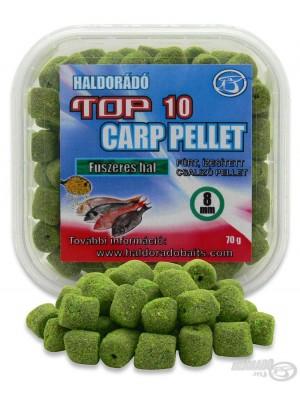 Haldorádó TOP 10 Carp Pellet - Kořeněná Ryba