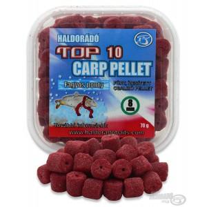 Haldorádó TOP 10 Carp Pellet - Mrazivý Kapr