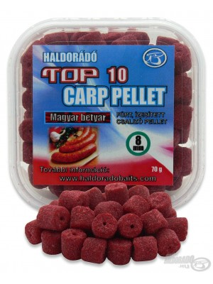 Haldorádó TOP 10 Carp Pellet - Klobása