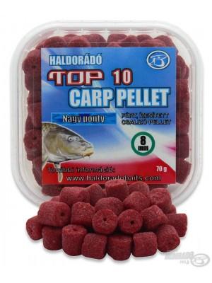 Haldorádó TOP 10 Carp Pellet - Velký Kapr