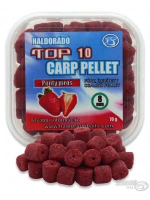 Haldorádó TOP 10 Carp Pellet - Jahoda