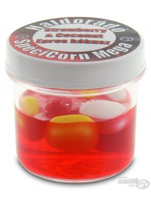 Haldorádó SpéciCorn Mega - Epres Kókusz / Strawberry Coconut (Jahoda a Kokos)