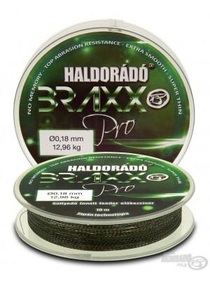 Haldorádó Braxx Pro - pletená návazcový šňůra na feeder 0,04mm / 10m - 2,91 kg