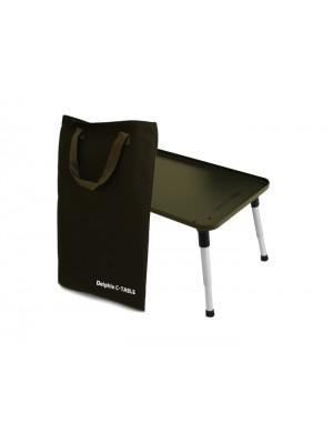 Delphin Kaprársky stolík Delphin C-TABLE - 50x30cm