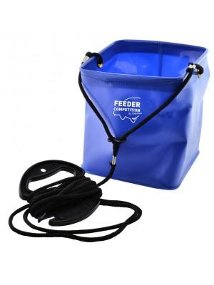 EVA Hanging Bait Bucket - EVA Praktická nádoba na vodu so šnúrkou - CZ4298