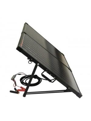 Solární nabíječka k rybolovu