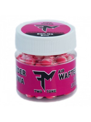 Feeder Mania Air Wafters Two Tone 8 mm Pink Sugar