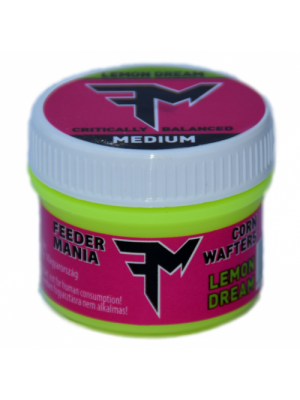 Feeder Mania Corn Wafters Medium Lemon Dream
