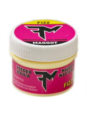 Feeder Mania Maggot Wafters Fizz