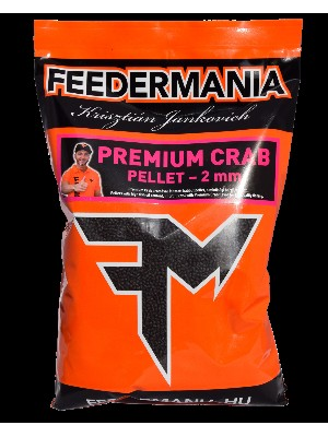 Feeder Mania Premium Crab Pellet 2mm