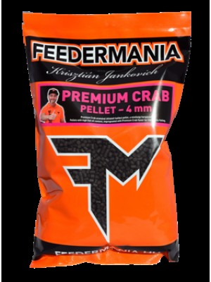 Feeder Mania Premium Crab Pellet 4 mm