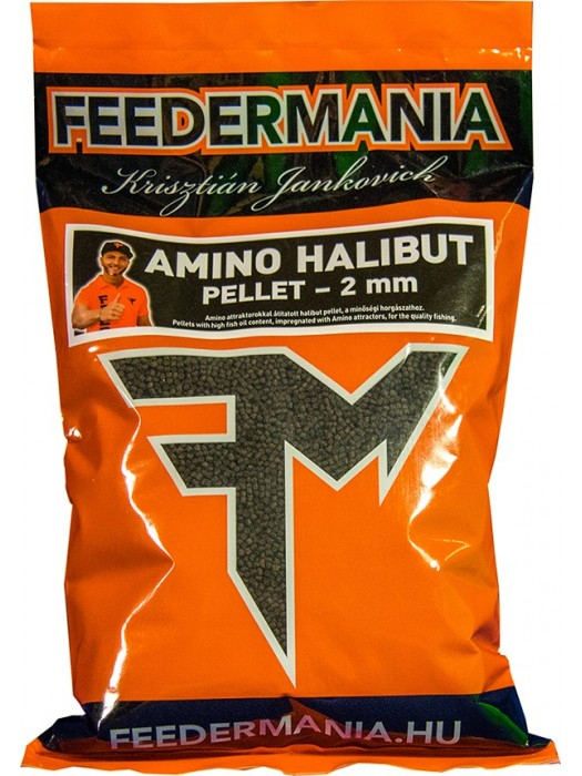 Feeder Mania Amino Halibut Pellet 4mm