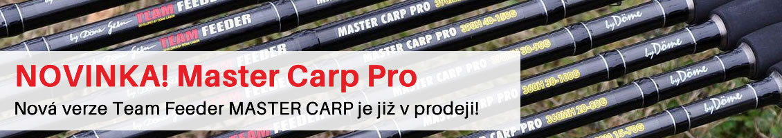 Nový Master Carp